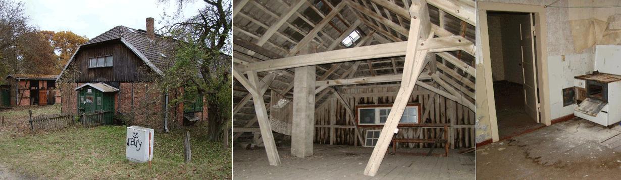 Altes Gebäudeensemble (Denkmalschutz), Beratung und Begleitung bei Objektkauf